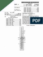 us patent on precast techniques
