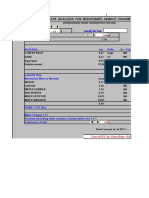 Concrete Rate Analysis