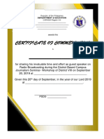 certificate of commendation sample.docx