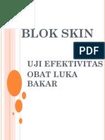 BLOK SKIN Ppt Farmako