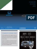 Technology, Reference, Guide, Honda CRV