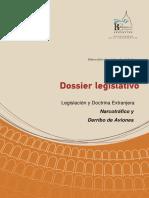 2016 - Legislación y Doctrina Extranjera - Narcotráfico y Derribo de Aviones