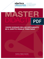 Dispense Master Acc Didactica Profession Italia