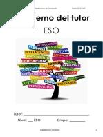 2019. Cuaderno Tutor ESO