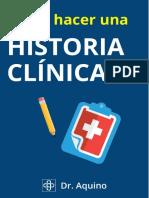 Como Hacer Una Historia Clinica