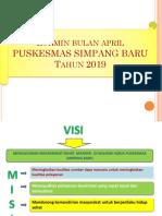 Power Poin Lokmin Bulan April 2019