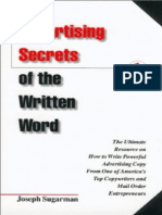 Advertising secrets of the written word- the ultimate resource on how to write powerful advertising copy from one of America's top copywriters and mail order entrepreneurs   ( PDFDrive.com ).pdf
