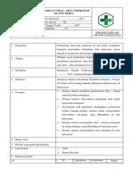 8.2.6 ep 1 SOP Penyediaan Obat Emergensi di unit kerja terbaru.docx