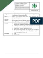 8.2.6 ep 3 SOP Monitoring Penyediaan Obat Emergensi Di Unit Kerja terbaru.docx