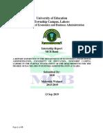 Finallllllllll report BBA MCB A.docx