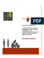 Plan Seguridad Vial 2019-2020