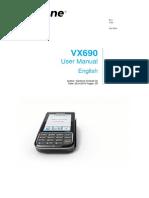 Vx690 Manual