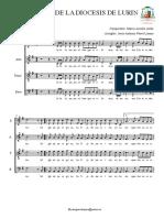 Himno Diocesis de Lurín
