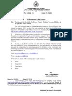 List of Participants Roadshows Pre Bid - Medical Devices
