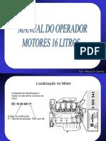 D16 Manual Do Operador