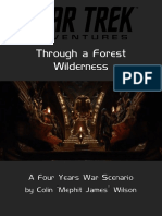 Through a Forest Wilderness Four Years War Scenario