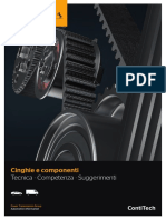 PTG1107 It Belts and Components