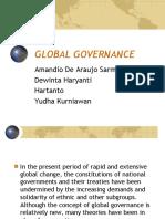 Global Governance Tanto