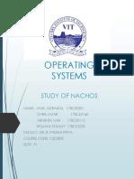 Operating system NACHOS