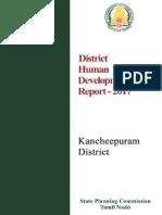 Kancheepuram Human Development Report