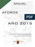 Plan de Aforos 2015