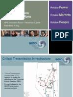 AESO Transmission Plans