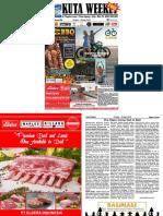 Kuta Weekly - Edition 654 Bali's Premier Newspaper