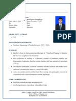 CV Raffi Fafian
