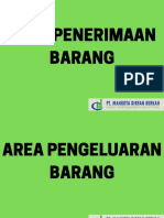 Area Penerimaan Barang