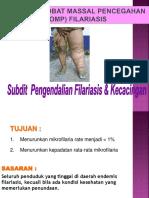 POMP Filariasis-Kutim.ppt