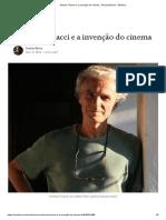 Andrea Tonacci e a Invenção Do Cinema