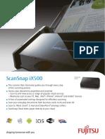 brochure ix500