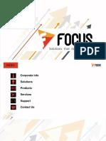 Focus Corporate Profile