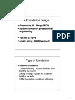 Foundation Design [Compatibility Mode]