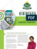 Kirinyaga County Second Year Report