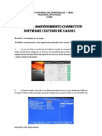 Estudio de Casos Software