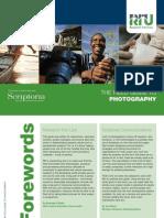 Scriptoria Photography Field Guide