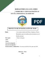 Proyecto Clasificacion de reos - 2019.docx