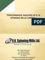 R.N Spinning Mills