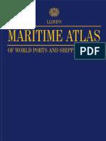 Lloyd's Maritime Atlas Edition 24