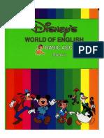 Curso de Ingles Para Ninos - 12 Libros Disney 07
