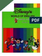 Curso de Ingles Para Ninos - 12 Libros Disney 08