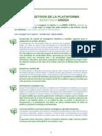 Manifiesto Benetako Green