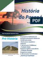 Slides História do Paraná