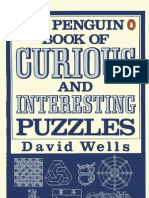 The Penguine Book of Curious and Interesting Puzzles