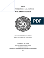Tugas Utilization Review