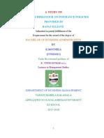 Mounika BBA Insurance Policies