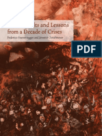 Federico Sturzenegger - Debt Defaults and Lessons From a Decade of Crises