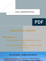 Crustal Deformation Final