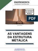 As Vantagens Da Estrutura Metálica